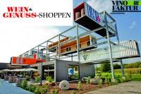 WEIN & GENUSS-Shoppen in der Vinofaktur