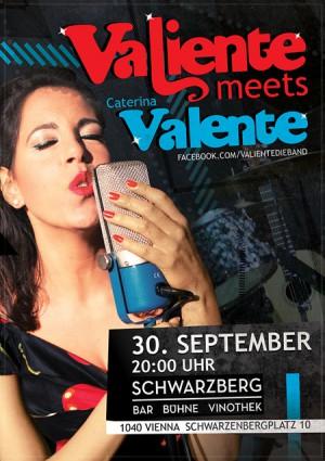Valiente meets Valente: Itsy Bitsy Teenie Weenie