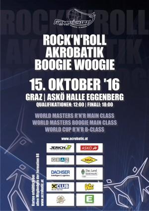 World Masters R'n'R & Boogie Main Class World Cup R'n'R B-Class