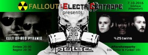 Electronic Fallout / ElectriCentrope: Pulse | Kult of Red Pyramid | 4:25 twins