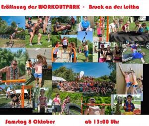 Workoutpark Eröffnung - Bruck an der Leitha