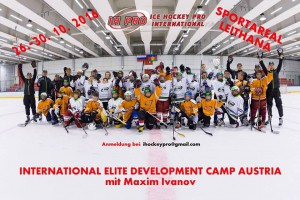 International Elite Development Camp Austria mit Maxim Ivanov