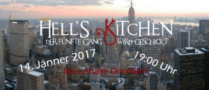 HELL'S KITCHEN - Maturaball der Tourismusschulen Bludenz