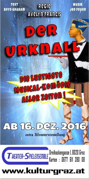 """Musical-Komödie: """"Der Urknall"""""""