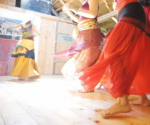 Bewegter Tanz - Ägyptisches Tanzwochenende in der Südsteiermark