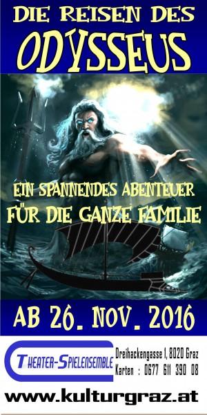 """Familientheater: """"Die Reisen des Odysseus"""""""