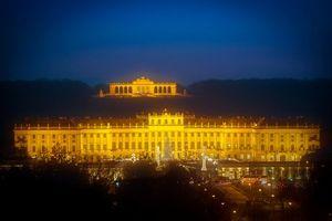 Kultur- und Weihnachtsmarkt & Neujahrsmarkt Schloß Schönbrunn