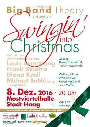 Swingin´into Christmas - Big Band Theory, Konzert