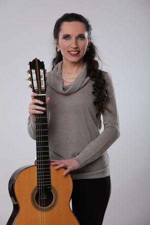 Kulturverein Paudorf - Konzert -Klassische Gitarre - Johanna Beisteiner