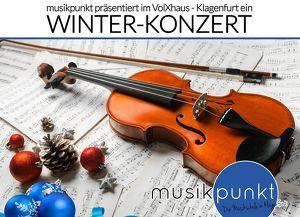 Winter-Konzert der Musikschule Musikpunkt