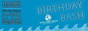 Viva con Agua Birthday Bash