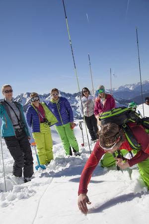 SNOWHOW Skitourenwochenenden für Einsteiger