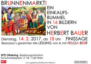 Herbert Bauer Brunnenmarkt!