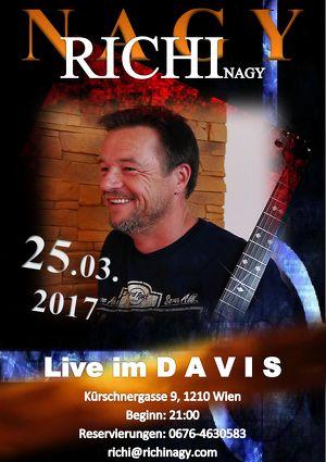 RICHI NAGY live
