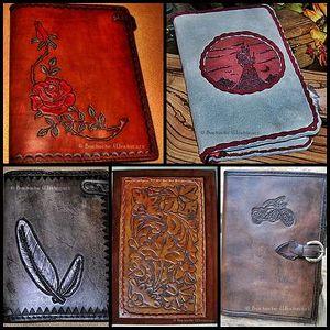 Kurs - Bucheinband aus Leder