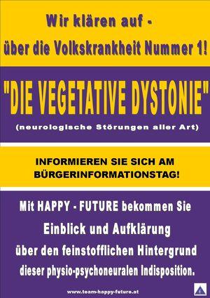 BÜRGERINFORMATIONSTAG zum Thema HILFE bei VEGETATIVE DYSTONIE