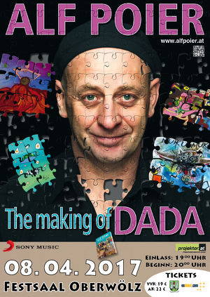 Alf Poier - The Making of DADA