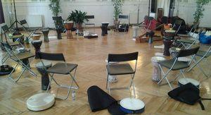 Oriental Percussion- und Trommelprojekt TablaBahara