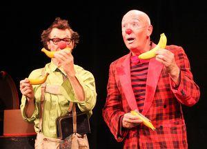 Theater aus dem Koffer: Bonifazius & Michelino - Xund