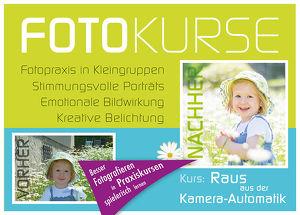"Fotokurs Steyr ""Raus aus der Kamera-Automatik"""