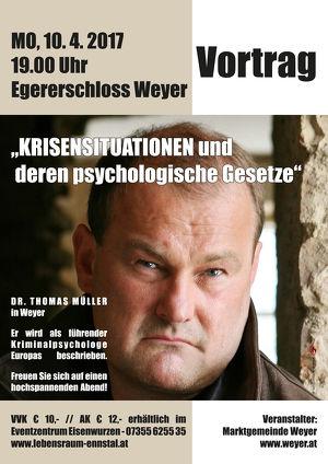 Vortrag Dr. Thomas Müller