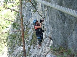Kostenloses SAAC Klettersteig-Camp im Ötztal