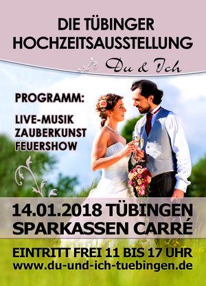 Die Tübinger Hochzeitsausstellung Du&Ich