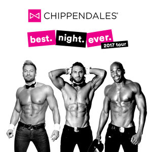 The CHIPPENDALES - best.night.ever. Tour 2017