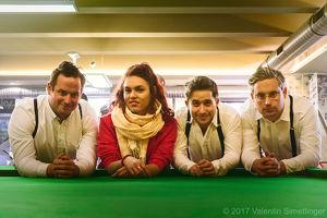 liveKULT - Eva Moreno Group