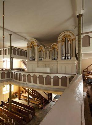 Tag des Denkmals - Evangelische Pfarrkirche