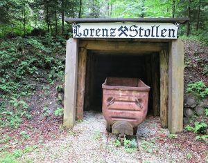 Tag des Denkmals - Schauraum der Bergknappenkapelle - Kohlgrube