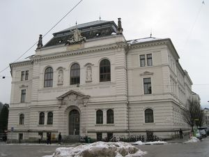 Tag des Denkmals - Justizgebäude (Landesgericht)