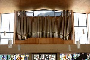 Tag des Denkmals - Pfarrkirche Heiliger Josef der Arbeiter, Walcker-Orgel
