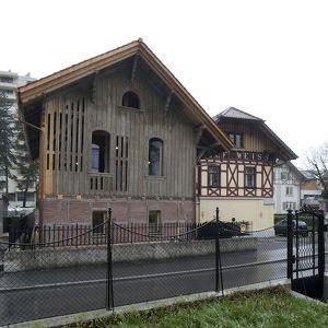 Tag des Denkmals - Wirtschaftsgebäude des Hotel Weiss