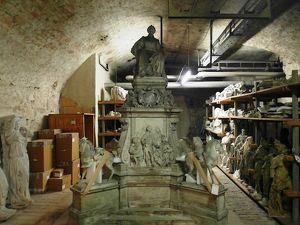Tag des Denkmals - Keller im Leopoldinischen Trakt