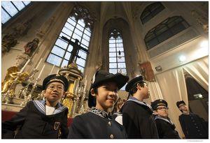 Tag des Denkmals - Hofburgkapelle, Wiener Hofmusikkapelle