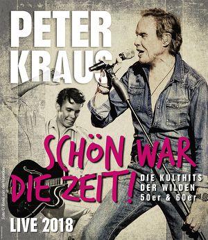 PETER KRAUS - LIVE 2018   07. März 2018