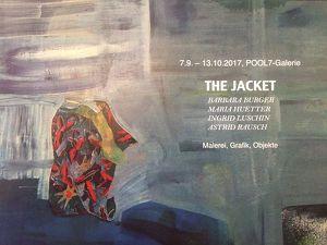 "Ausstellung ""The Jacket"""