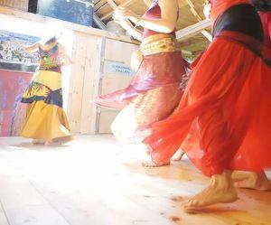 Ägyptischer Tanz & Weiblichkeit (1) - Kraft, Rhytmus und Erdigkeit