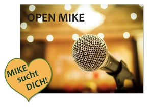 MIKE sucht DICH!
