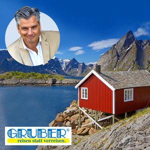 GRUBER-reisen Reiseabend in Hartberg mit Dorian Steidl
