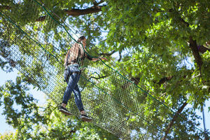 Outdoor Retzhof: Kletterpark geöffnet