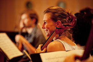 Gesprächskonzert: Aus nächster Nähe • Die Kammermusikreihe des RSO