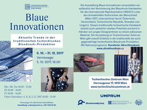 VERNISSAGE: Blaue Innovationen