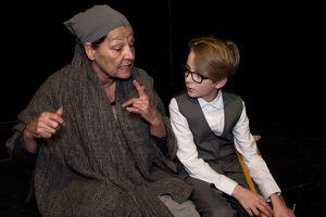 Klein Eyolf von Henrik Ibsen ein Familiendrama mit dem Theater Atlantis