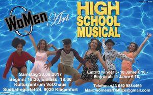 WoMen Art -High School Musical