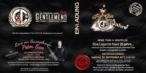 25 Jahre EXZESS! Gentlemen-Club - Die Party zum Jubiläum