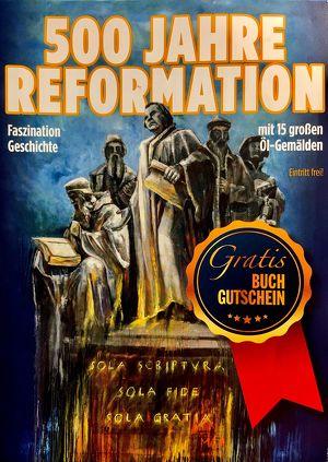 """500 JAHRE REFORMATION - Teil 4 """"Der Thesenanschlag"""""""