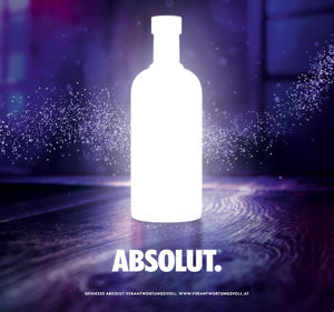 Absolut Limited Edition Launch Party in Wien