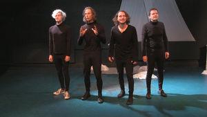 Triebe - ein Ensemble treibt aus
